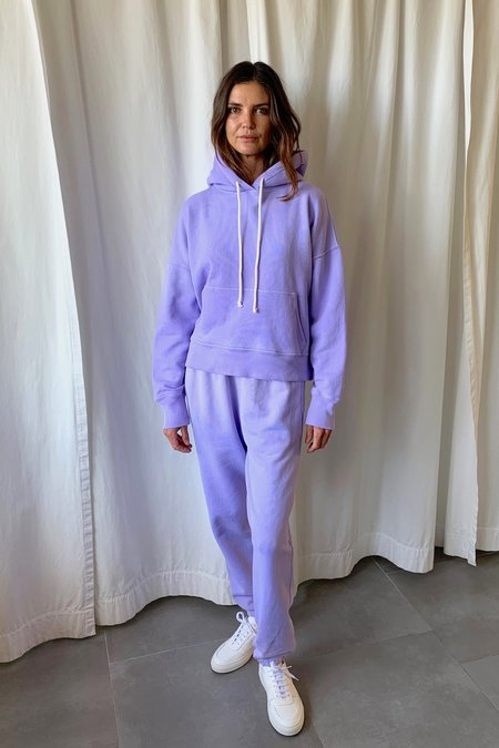 RE/DONE Classic Hoodie - Orchid