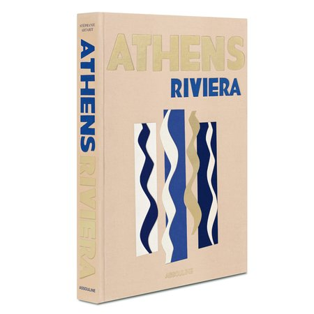 Assouline Athens Riviera Book