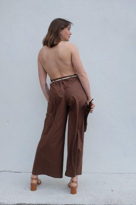 Baserange Shore Jumpsuit - Nerida Brown