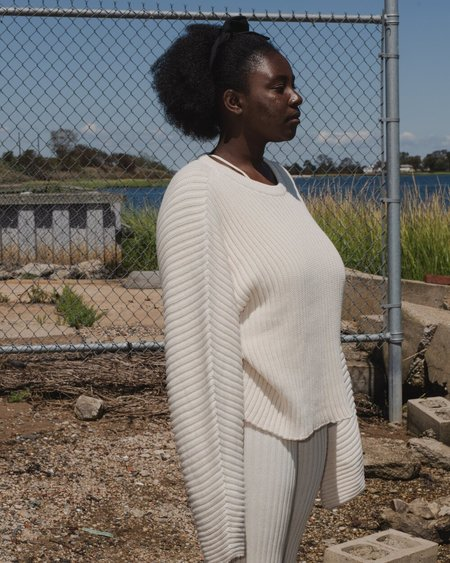 Baserange Kai Organic Cotton Sweater