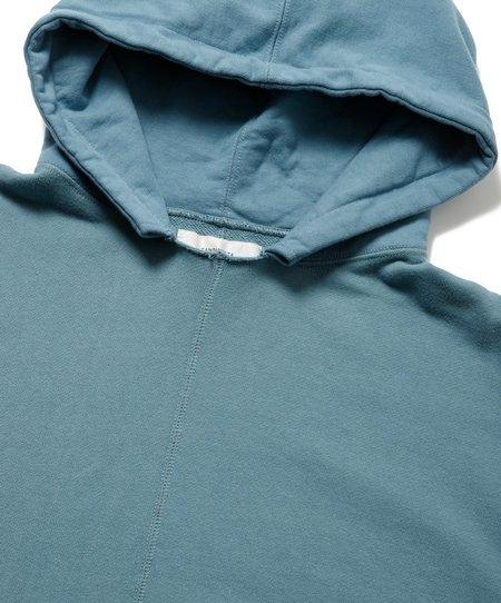Sandinista MFG Hooded Pocket Sweat Shirt - Mandarin Blue