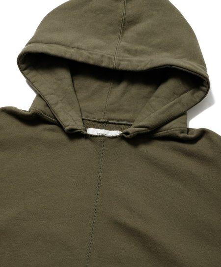 Sandinista MFG Hooded Sweat Shirt - Khaki