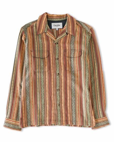 Corridor Time For Jacquard Shirt