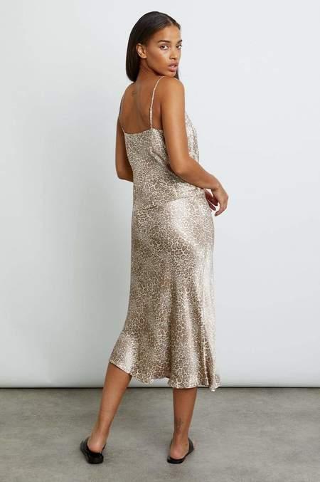 Rails Anya Skirt - Tan Cheetah Print