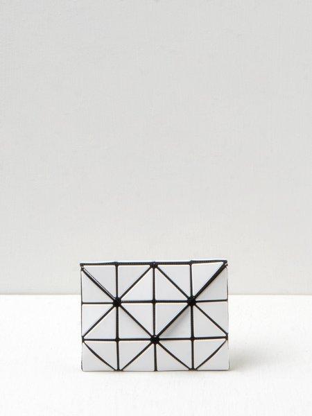 BAO BAO ISSEY MIYAKE CARD WALLET - WHITE