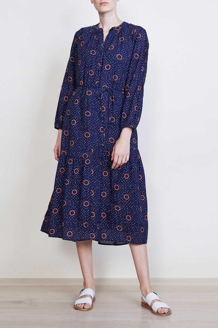 Apiece Apart Esperance Dress - blue