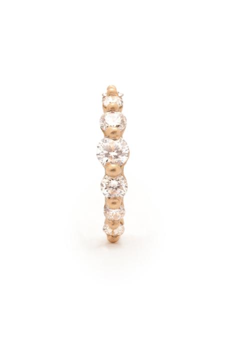 Valley Rose Juno Ear Cuff - Diamonds