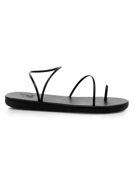 Ancient Greek Kansiz Comfort Sandal - black