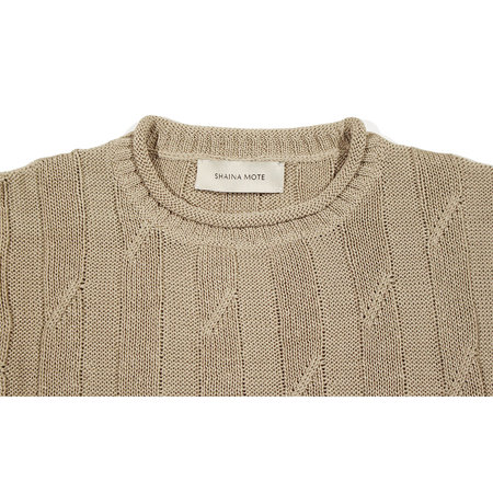 Shaina Mote Sesia Sweater - Greige