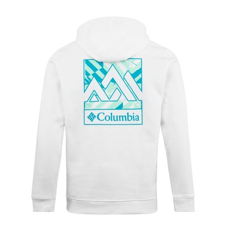 Columbia CSC Basic Logo II Hoodie - White