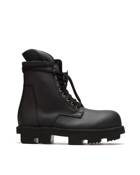 Rick Owens DRKSHDW Army Megatooth Boots