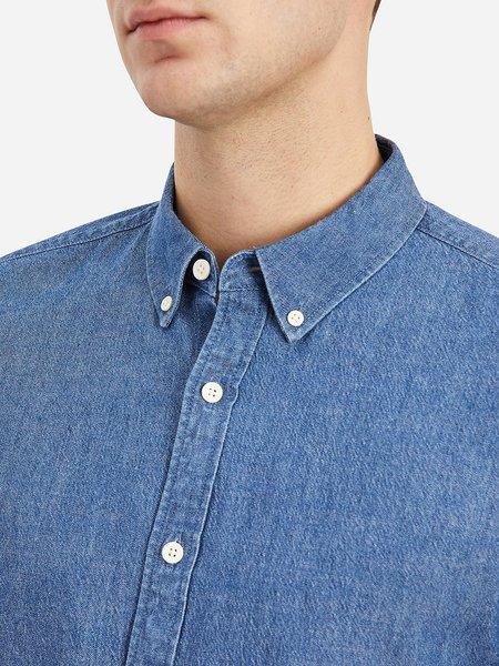 O.N.S Fulton Shirt - Indigo