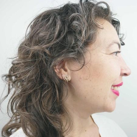 Monica Squitieri Joshua Tree Earrings - Sterling Silver