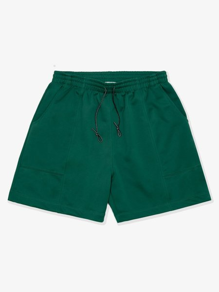 Lady White Co. Track Short - Cypress Green
