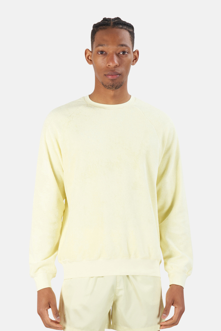 La Paz Cunha Sweatshirt Sweater - Lemon
