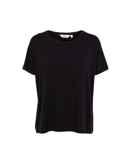 Basic Apparel SS Joline T-Shirt - Black