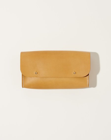 Bartleby Objects Derry Convertible Bag - Mustard