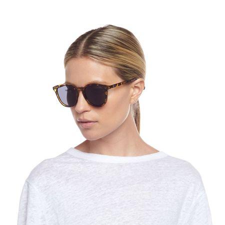 UNISEX Le Specs bandwagon eyewear - syrup tort