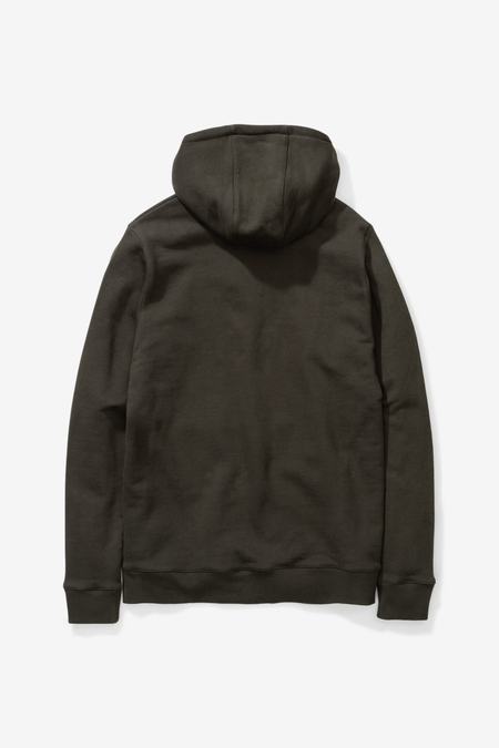 Norse Projects Vagn Classic Hood - Beech Green
