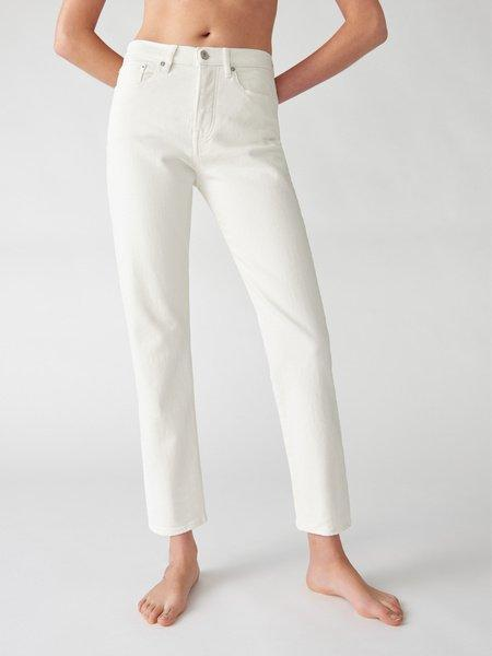 Jeanerica CLASSIC 5-POCKET JEANS - NATURAL WHITE