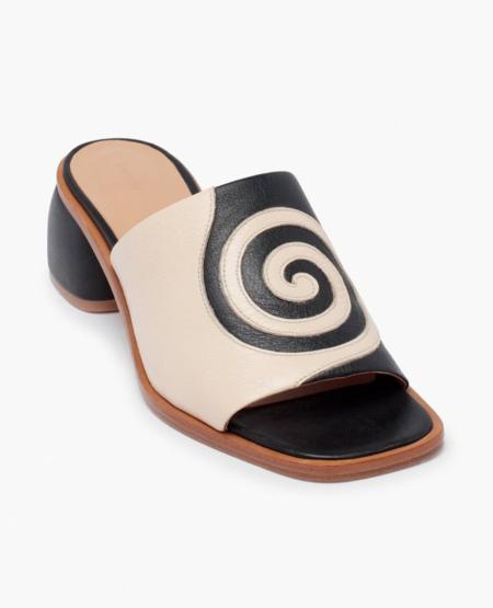 Paloma Wool Tornado Sandal - Black