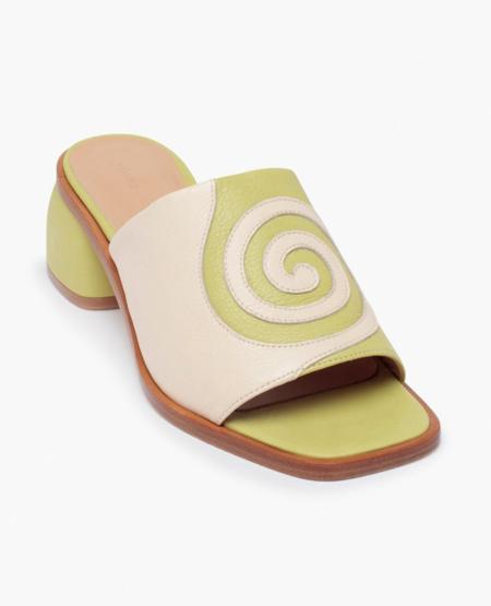 Paloma Wool Tornado Sandal - Green