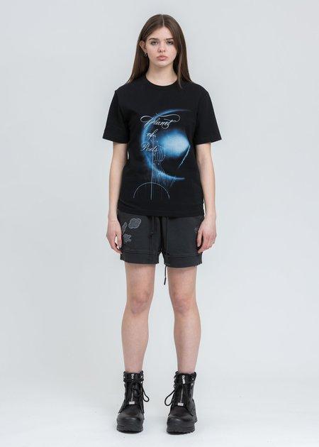 C2H4 Planet Of Poets T-Shirt - Black