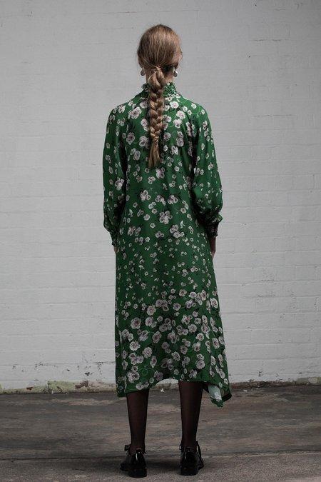 SALASAI ARCADIA DRESS - GREENERY