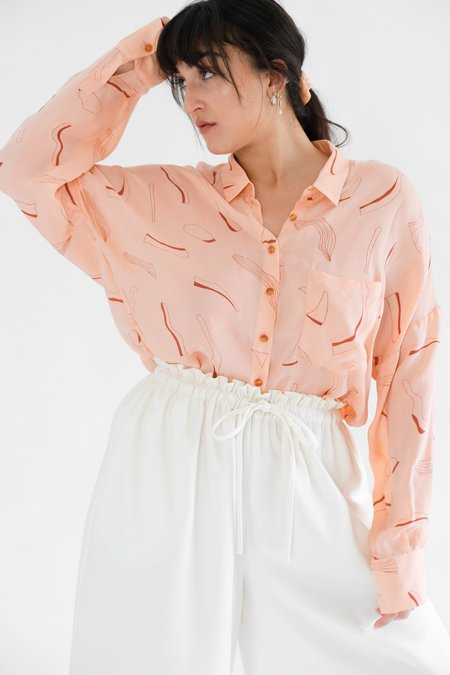 OhSevenDays CECIL BLOUSE