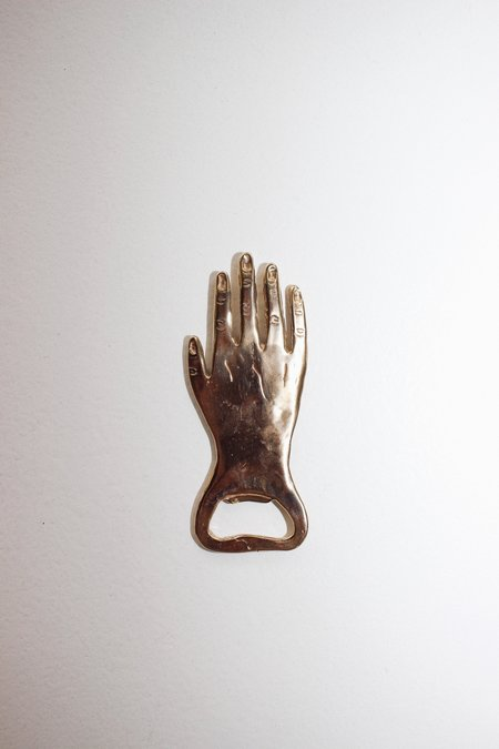 Yu Yu Shiratori Hand Bottle Opener - Brass