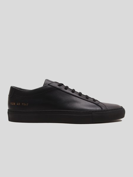 Common Projects Achilles Low sneakers - Black