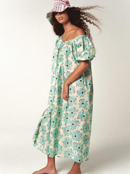Gimaguas Globo Dress & Braga - Floral Print