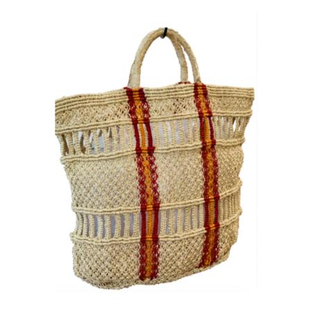 The Jacksons Dott Beach Bag