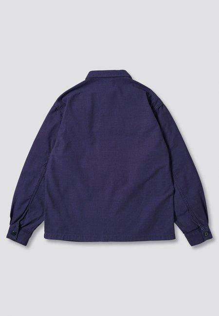 Stan Ray CPO Shirt - navy sateen