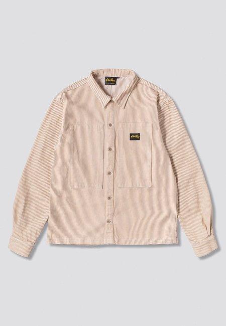 Stan Ray Prison Shirt - khaki hickory