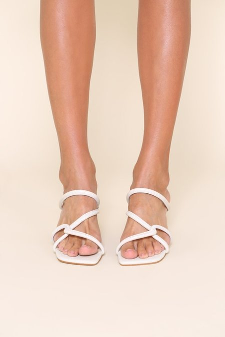 """""""INTENTIONALLY __________."""" Willow Sandals"""