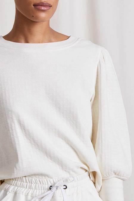 Apiece Apart Olimpio Sweatshirt - Cream