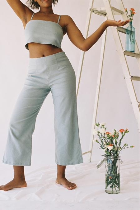 Aniela Parys Bogatell trousers - Blue