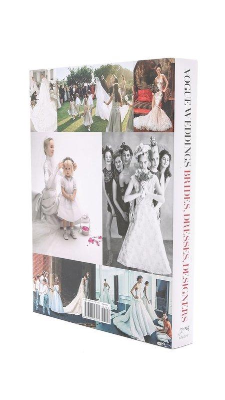 "Vogue ""Weddings"" Book"
