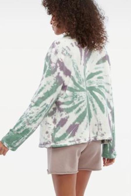 Lacausa Kismet Jacket - Sugar Plum Swirl