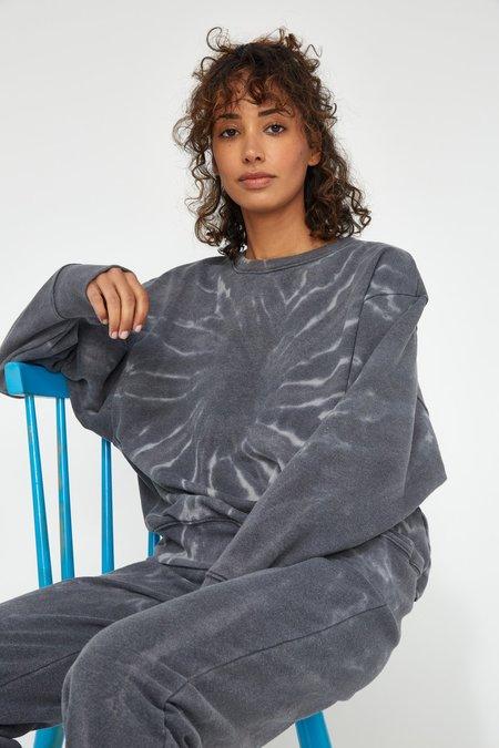 Lacausa Slater Sweatshirt - Smokey Quartz