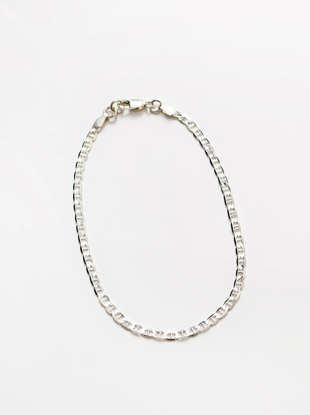 Wolf Circus Toni Anklet - Silver