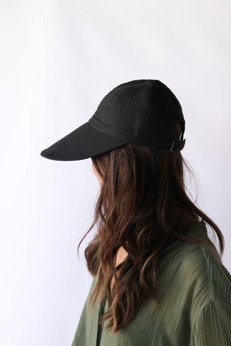Rachel Comey Baseball Hat - Black
