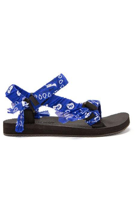 Arizona Love Trekky Bandana sandals - Cerulean blue