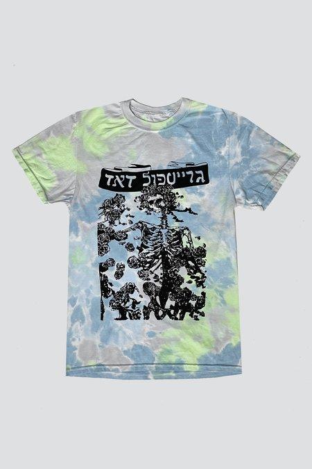 Unisex Assembly Tie Dye Dead T-Shirt