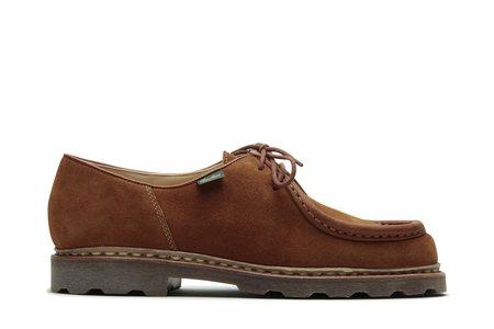 Paraboot Michael/Marche shoes - Velour Whiskey