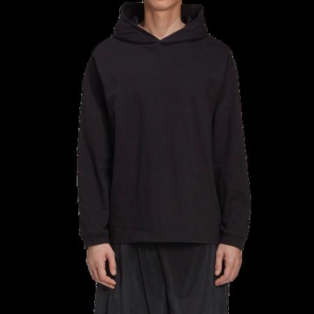 adidas Y-3 CH3 Raw Terry GFX Hoodie GV6079 sweater - black