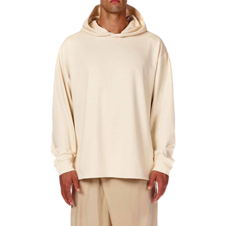 adidas Y-3 CH3 Raw Terry GFX Hoodie GV6090 sweater - natural
