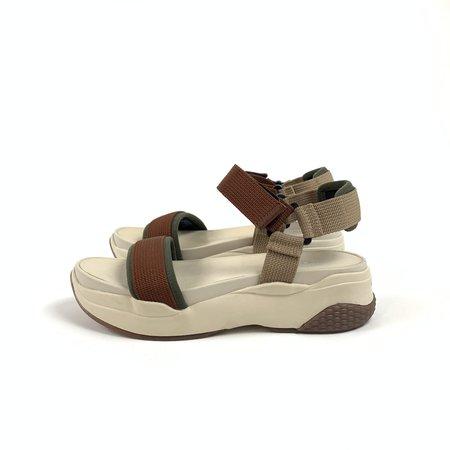 Vagabond Lori sandals - Rust
