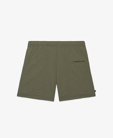 "Everest Isles Beacher 7"" Shorts - Olive"